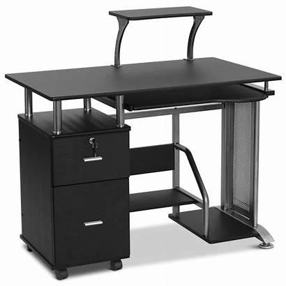 Computer Desk Printer Laptop Table Shelf Furniture
