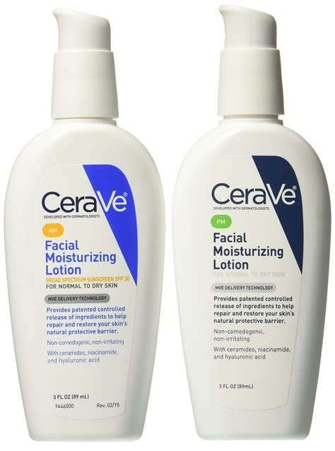 Amazon.com: CeraVe Foaming Facial Cleanser 16 oz for Daily