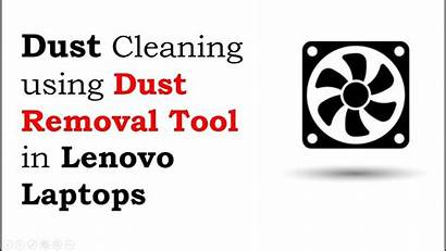 Lenovo Dust Removal Tool