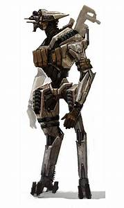 Robot soldier | Sci-fi concepts & references | Pinterest