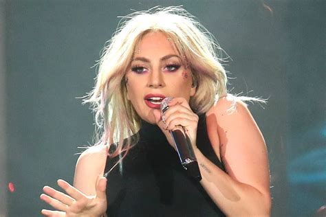 Lady Gaga Responds to Fan Who Dropped Her Off Stage
