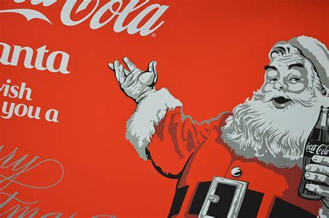 fpo coca cola christmas posters