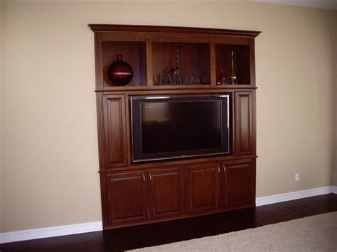 Custom Cabinets Los Angeles Ca by Built In Tv Cabinet In Los Angeles Ca C L Design