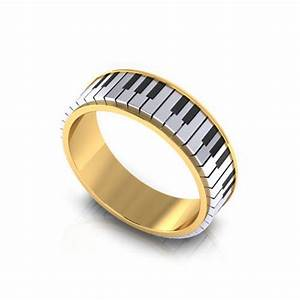 piano ring jewelry designs With piano wedding ring