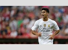 Marco Asensio has a chance to feature regularly for Real