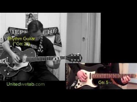 billy idol white wedding guitar tab  billy idol