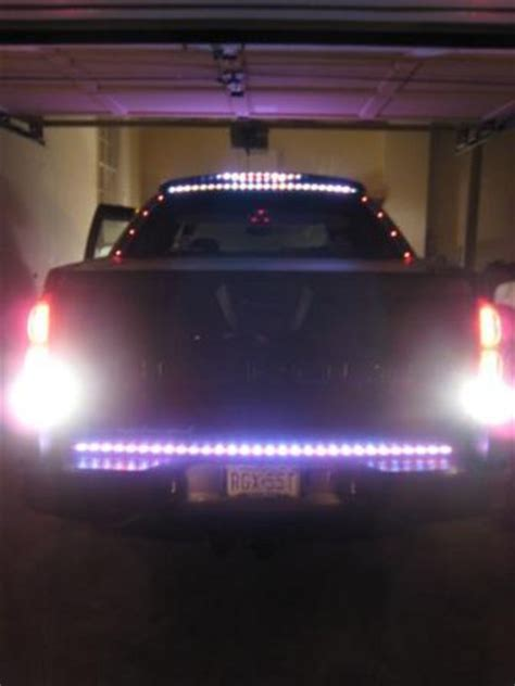 recon led light bars atvconnection atv