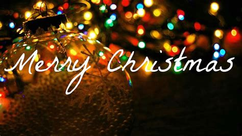 20+ Beautiful Merry Christmas Images And Wallpapers