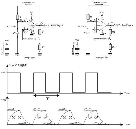 How Design Astable Multivibrator