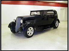 1934 Chevrolet Victoria Street Rod 502502 HP, Fiberglass