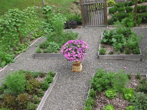 Creating A Raised Bed Garden