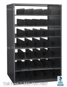 File Cabinet Holders by Rolled Blueprint Storage