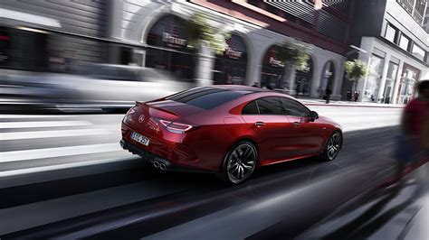 mercedes amg cls  matic coupe