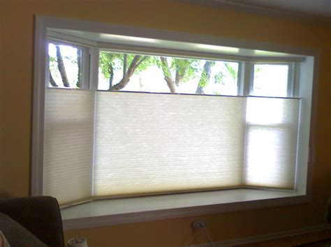 top  bottom  cordless cellular shades bay bow