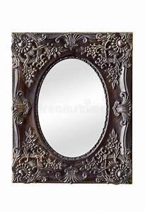 Spiegel Mit Weißem Rahmen : spiegel mit weinlese verzierte rahmen stockbild bild von antike getrennt 63385039 ~ Indierocktalk.com Haus und Dekorationen
