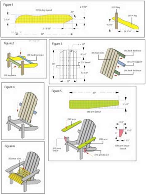 skull adirondack chair plans pdf adirondack chair plan house stuff