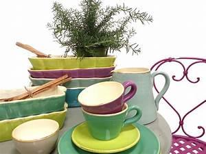 Keramik Geschirr Mediterran : keramik geschirr mediterran geschirr tassen krug ~ Michelbontemps.com Haus und Dekorationen