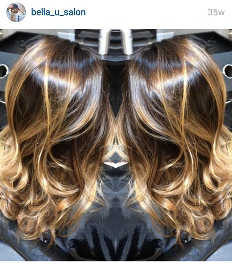 dark roots light ends technique the difference between balayage ombré sombré the whole