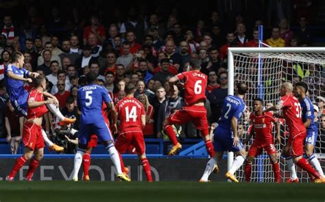 Chelsea player ratings v Liverpool: Blues frustrate Steven ...