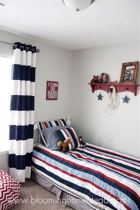 boys bedroom color schemes boy bedroom reveal blooming homestead 14643