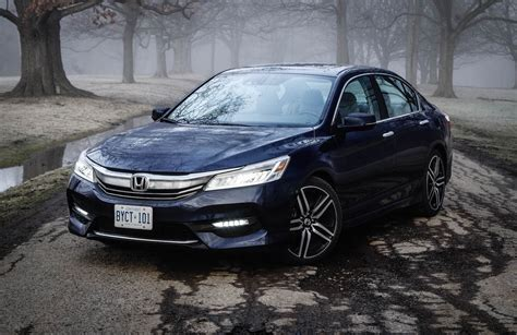 Review Honda Accord by Review 2016 Honda Accord Touring Canadian Auto Review