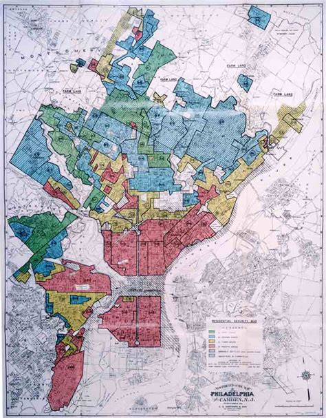 philadelphia redlining maps sociological images