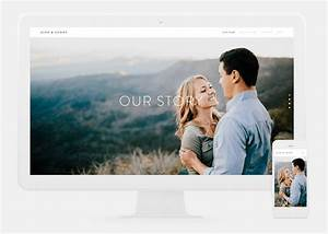 4 best wedding website providers for modern couples With wedding photo sites