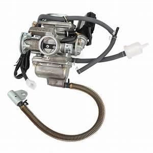 Carburetor Carb Fits Gy6 125 150cc Scooter Atv Kazuma Baja
