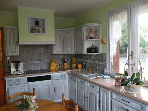 cuisine ceruse blanc relookage de cuisine with cuisine ceruse blanc