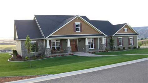 country one house plans single craftsman house plans single craftsman