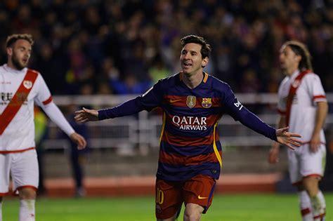 Barcelona vence al Rayo Vallecano y sigue haciendo ...
