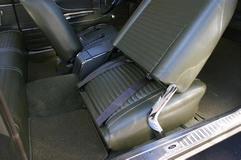seat upholstery  falcon futura seat cover front