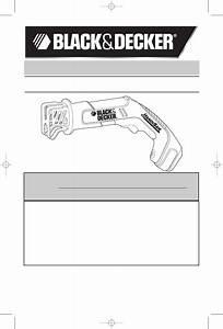 Black  U0026 Decker Cordless Saw Chs6000 User Guide