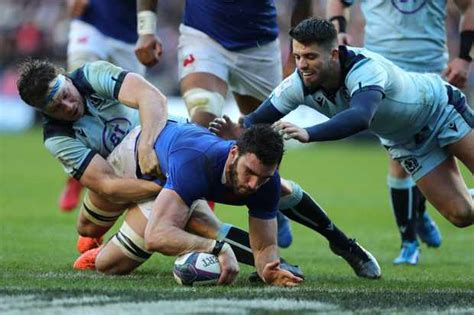 What TV channel is Scotland v France rugby on? Kick off ...