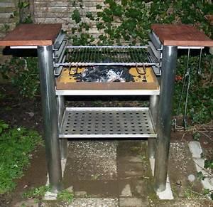 Grill Aus Edelstahl Selber Bauen : stilvolles grillen mit neuem selbst designtem super grill teil 1 ~ Markanthonyermac.com Haus und Dekorationen