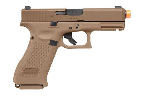 Elite Force GLOCK 19X Gas Blowback Airsoft Pistol ( Coyote )