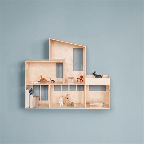 maison de poup 233 e en bois multicolore ferm living jouet et loisir