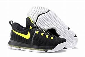 Nike KD 9 Kevin Durant Men Basketball Shoes Sneakers Black