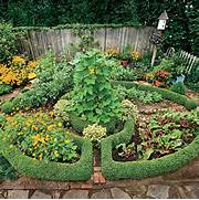 Herb Garden Design by Herb Gardens