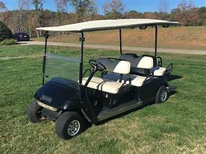 Ez Go Golf Cart Shuttle For Sale In Tryon  Nc