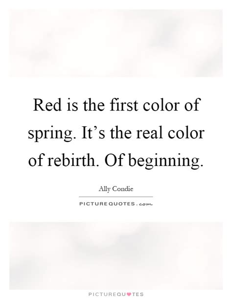 Red Colour Quotes 1