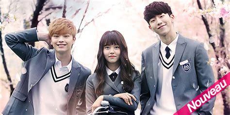 drama coreen    school  gratuit en francais kdrama en  vostfr