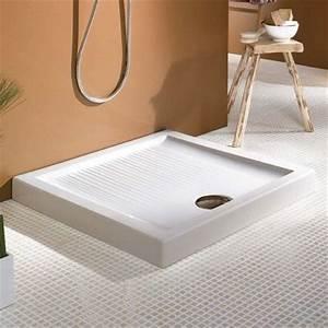 Bac De Douche Sur Mesure : 5 conseils pour un receveur de douche sur mesure ~ Melissatoandfro.com Idées de Décoration