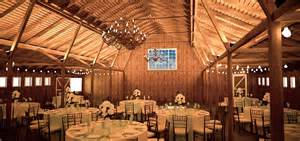 wedding venues in colorado the at the barn at raccoon creek denver s