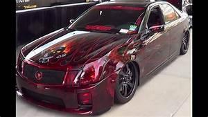 2004 Cadillac Cts-v Custom Sema 2014