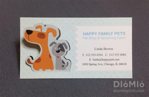 Pet Shop Business Cards