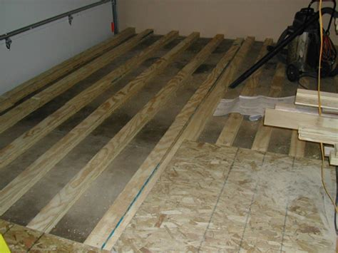 workshop flooring the to earth woodworker