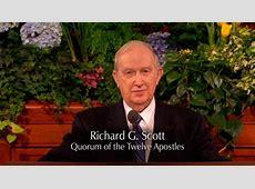 Using the Supernal Gift of Prayer Richard G Scott