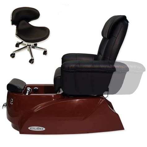 Pipeless Pedicure Chairs Definition by Cleo Day Spa Pedicure Chair Unit