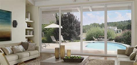 high  vinyl patio doors tuscany series milgard